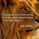 Thought for the week - Inner Strength